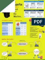 Fax A3 Brochure