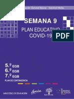 Ministerio de Educación Ecuador Semana 9