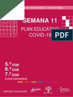 Ministerio de Educación Ecuador Semana 11