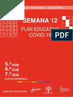 Ministerio de Educación Ecuador Semana 12