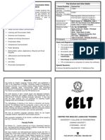 Foreign Students Course Brochure