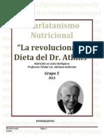 Charlatanismo Nutricional Trabajo Practico