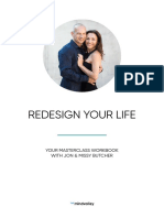 Life redesign