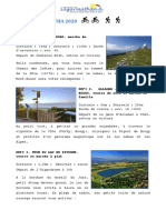 Défis Sagarmatha 2020_descriptif des étapes