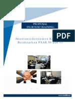 Akuntansi Instrumen Keuangan Berdasarkan PSAK 50 dan 55