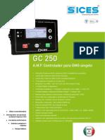 GC250_PT DataSheet