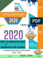 AÑO DEL DISCIPULADO M.P.S. 2020