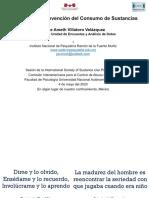 PROGRAMAS DE PREVENCION CONSUMO DE SUSTANCIAS