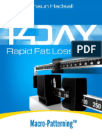 Rapid fat loss plan