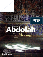 Abdolah Kader Le Messager