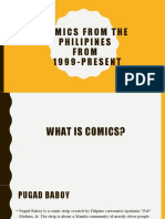 Comics From the Philipines Caa1