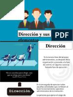 4 Y 4.1 DIRECCIÓN Y SUS ELEMENTOS, INTEGRACIÓN, MOTIVACIÓN, COMUNICACIÓN Y AUTORIDAD.pptx