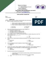 3rd grading exam - Science 7.docx