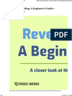 Reversal Trading- A beginner's Guide forex4noobs