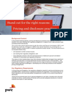 pricing-and-disclosure-practices