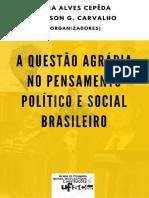 A QUESTÃO AGRÁRIA NO PENSAMENTO POLÍTICO E SOCIAL BRASILEIRO