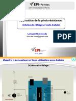 Code Arduino_photorésistance