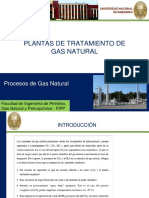 Plantas de Tratamiento de Gas Natural
