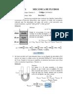 Práctica N1 Mecánica de Fluidos