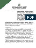 RESOLUÇÃO INEA Nº 089 - Reposição Florestal
