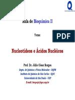Aula01_BioqII-Qui_Nucleotídeos-e-DNA
