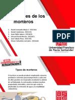 1.PROPIEDADES DE LOS MORTEROS