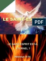 4 LE SAINT ESPRIT