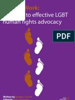 LGBTQ Advocacy Manual