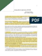 Spinelli - LEIDO La desperonización. Una estrategia política de amplio alcance (1955-1958)