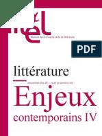 PROG. ENJEUX IV