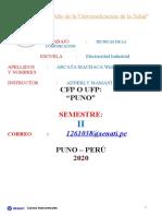 TECNICAS DE LA COMUNICACION 1