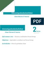 4. FOCUS GROUP