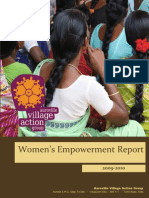 VillageAction Womens Empowerment Report