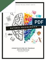 BATERIA PSICOLOGICA