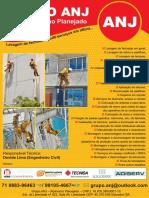 Panfleto Grupo ANJ