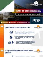 Flyer Especializado Coordinador BIM