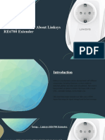 A Complete Guide About Linksys RE6700 Extender.ppt