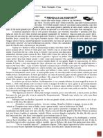 Teste de Português (Conto)