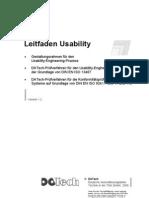 Leitfaden Usability