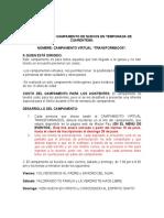 CAMPAMENTOS TRANSFROMADOS Y EMPODERADOS