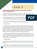 Livro-Texto – Unidade IV Análise de Discurso Crítica e Semiótica