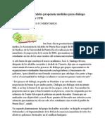 10-01-11 - Asociación de Alcaldes proponen medidas para diálogo efectivo en huelga UPR