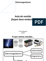 Eletromagnetismo-Aula de revisão (09-05-20)