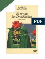 Kusniewicz Andrzej - El Rey de Las Dos Sicilias