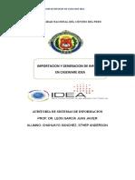 GENERACION DE INFORME EN CASEWARE IDEA