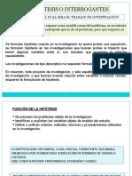HIPOTESIS Y VARIABLES.ppt