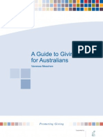 PA a Guide to Giving