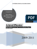 A-level Physics P5