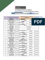 ANEXO 1 - FICHA DE INFORMACION DE FAMILIA