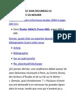 ENTRETIEN AVEC JEAN DELUMEAU-LE CHRISTIANISME VA MOURIR.docx